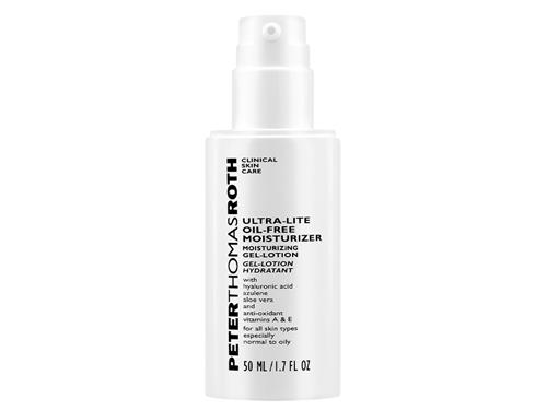 peter thomas roth ultra lite oil free moisturizer review