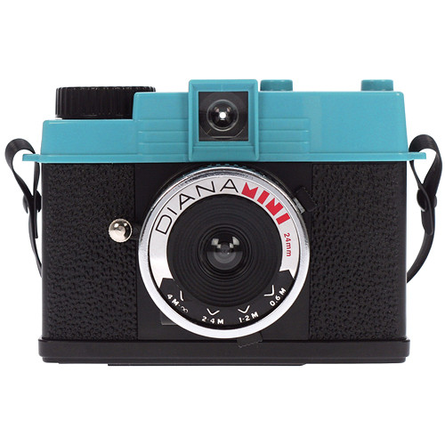 lomography diana mini 35mm camera review