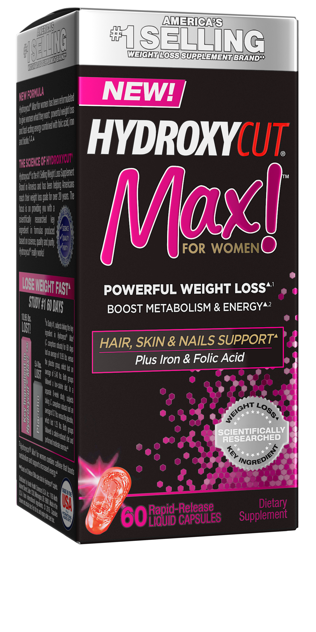 pro clinical hydroxycut max for women reviews