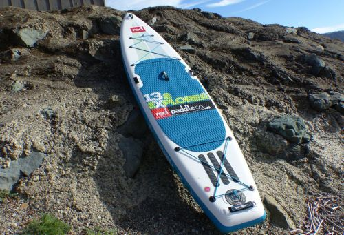 red paddle 13 2 explorer review