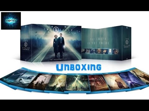 x files blu ray review