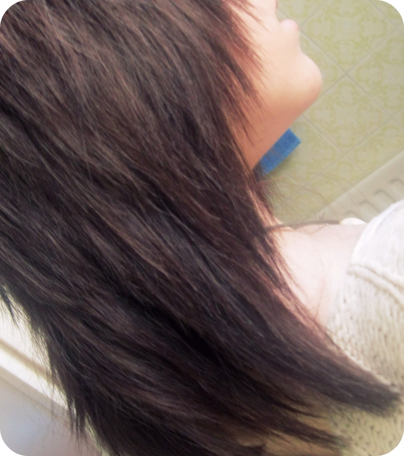 iced chocolate hair colour review