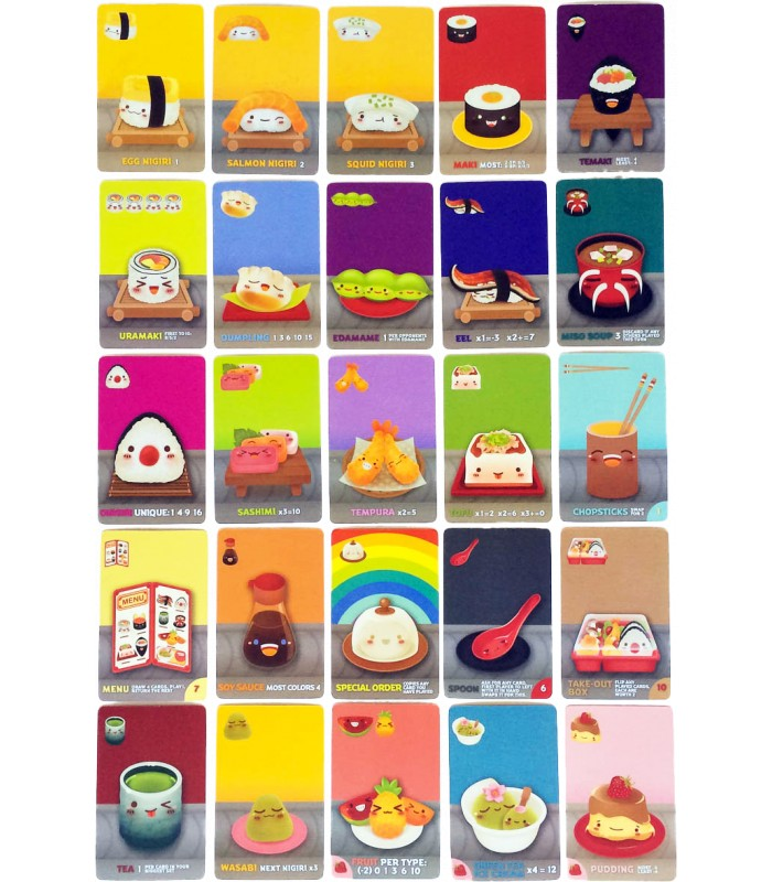 sushi go party game review