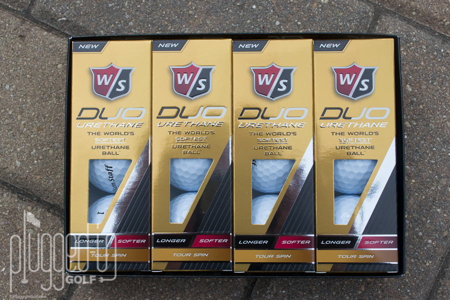 wilson staff duo urethane review