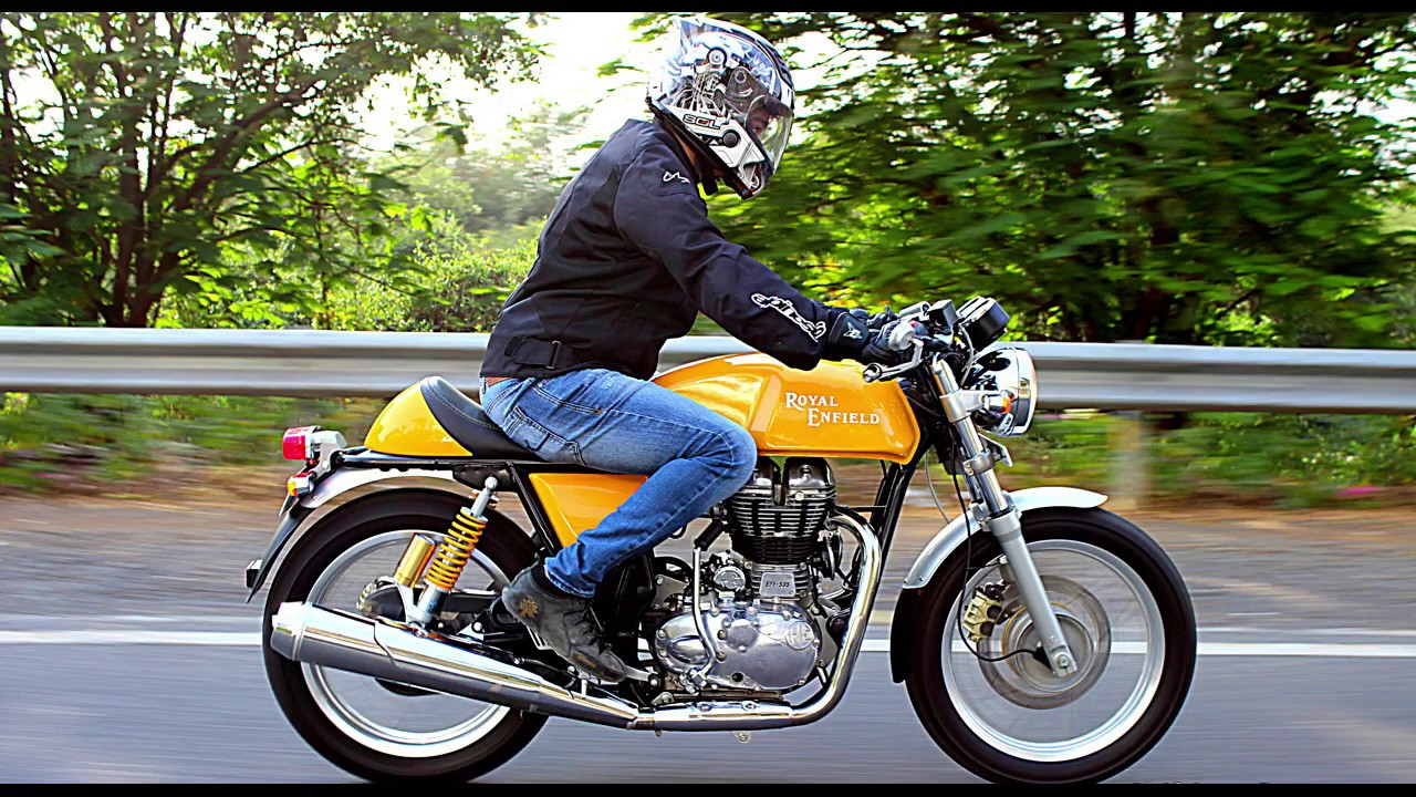 royal enfield gt 500 review