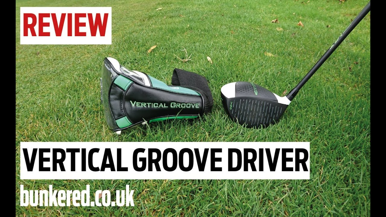 vertical groove golf driver reviews