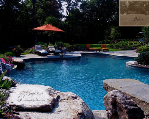signature pools and landscaping reviews