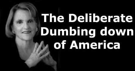 the deliberate dumbing down of america review