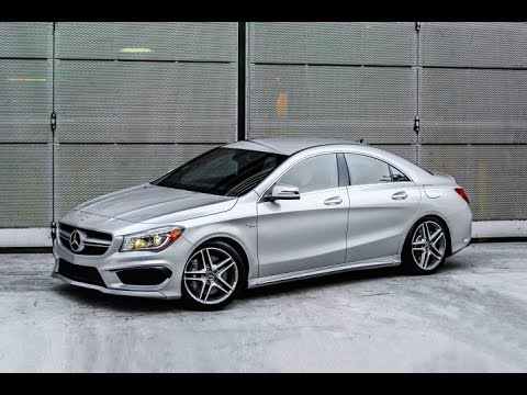 mercedes benz cla review youtube