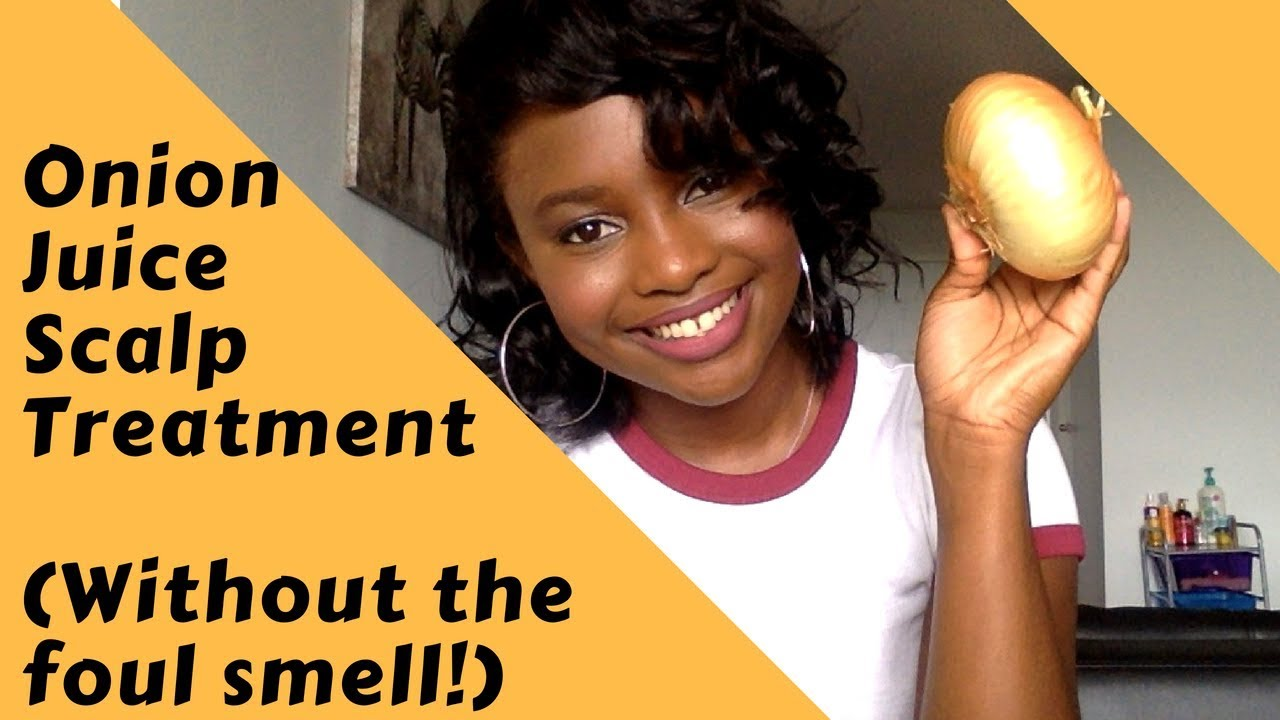 onion juice for hair review