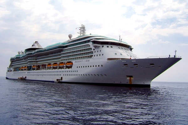 radiance of the seas cruise ship reviews