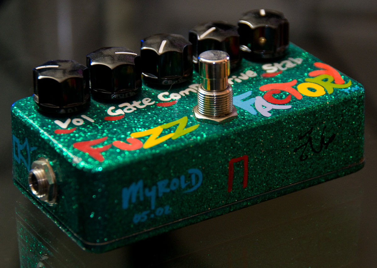 zvex vexter fuzz factory review