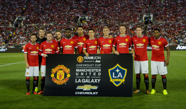 manchester united season review 2014 15