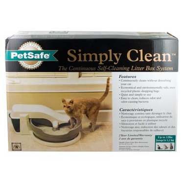 simply clean litter box review