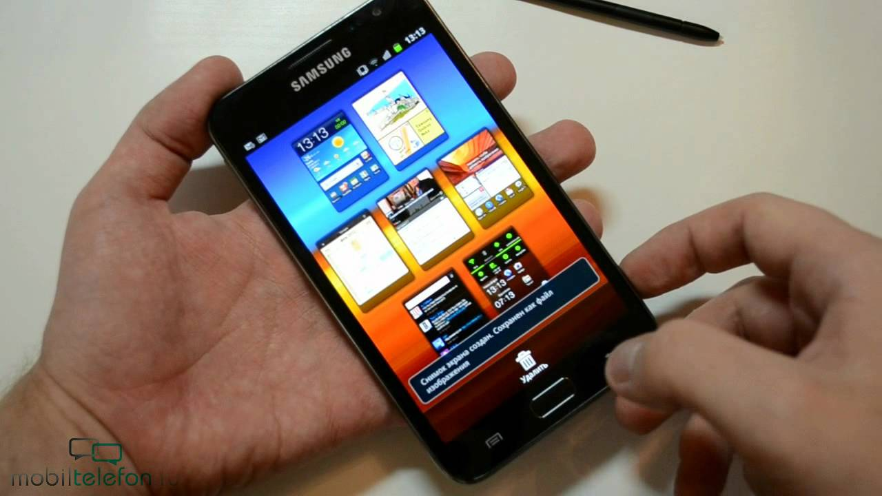 samsung galaxy note n7000 review