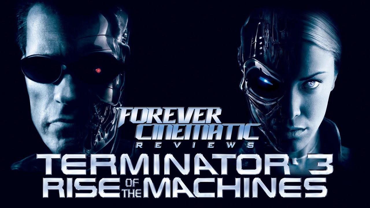 terminator 3 rise of the machines review