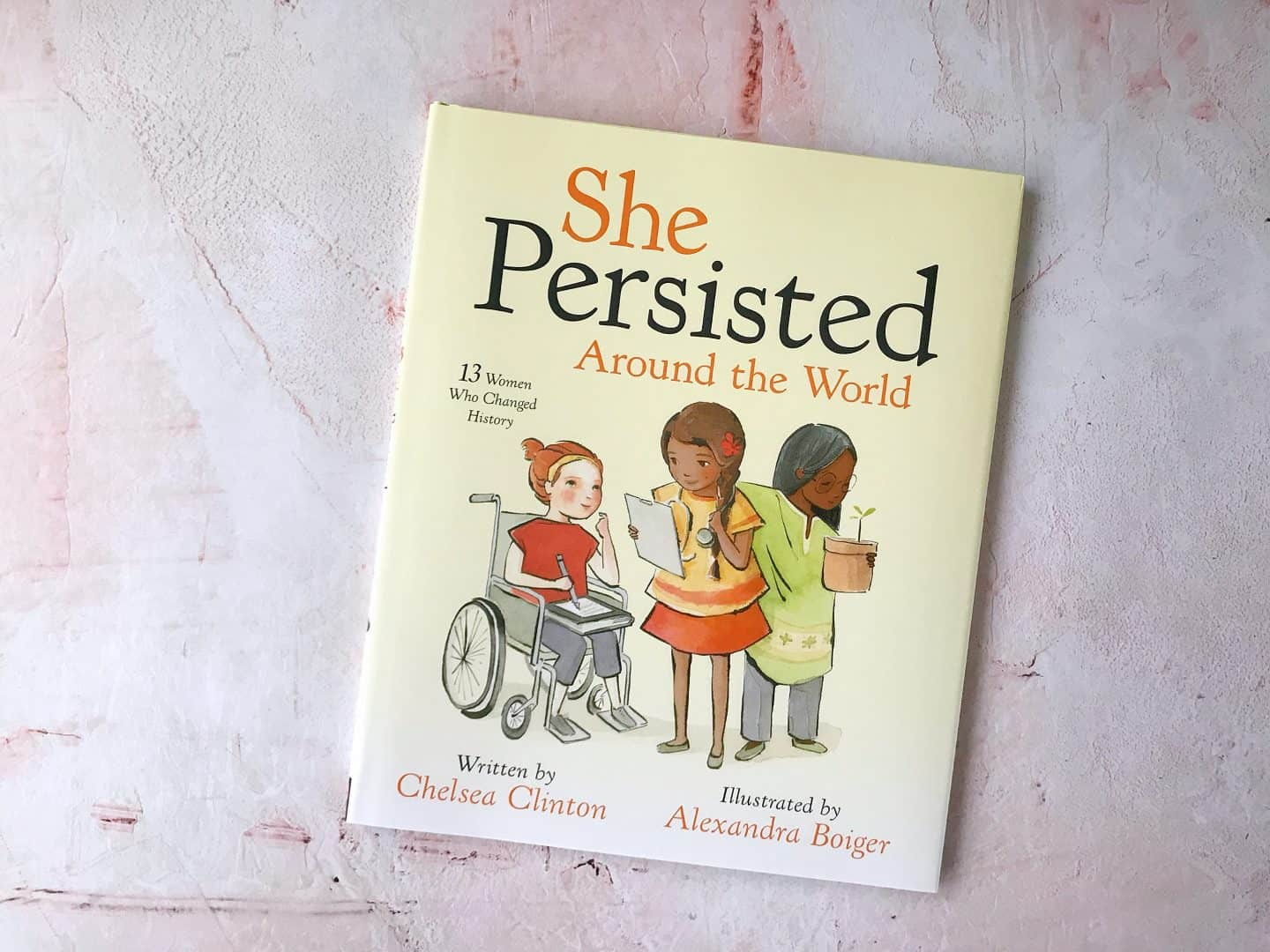 she persisted around the world review