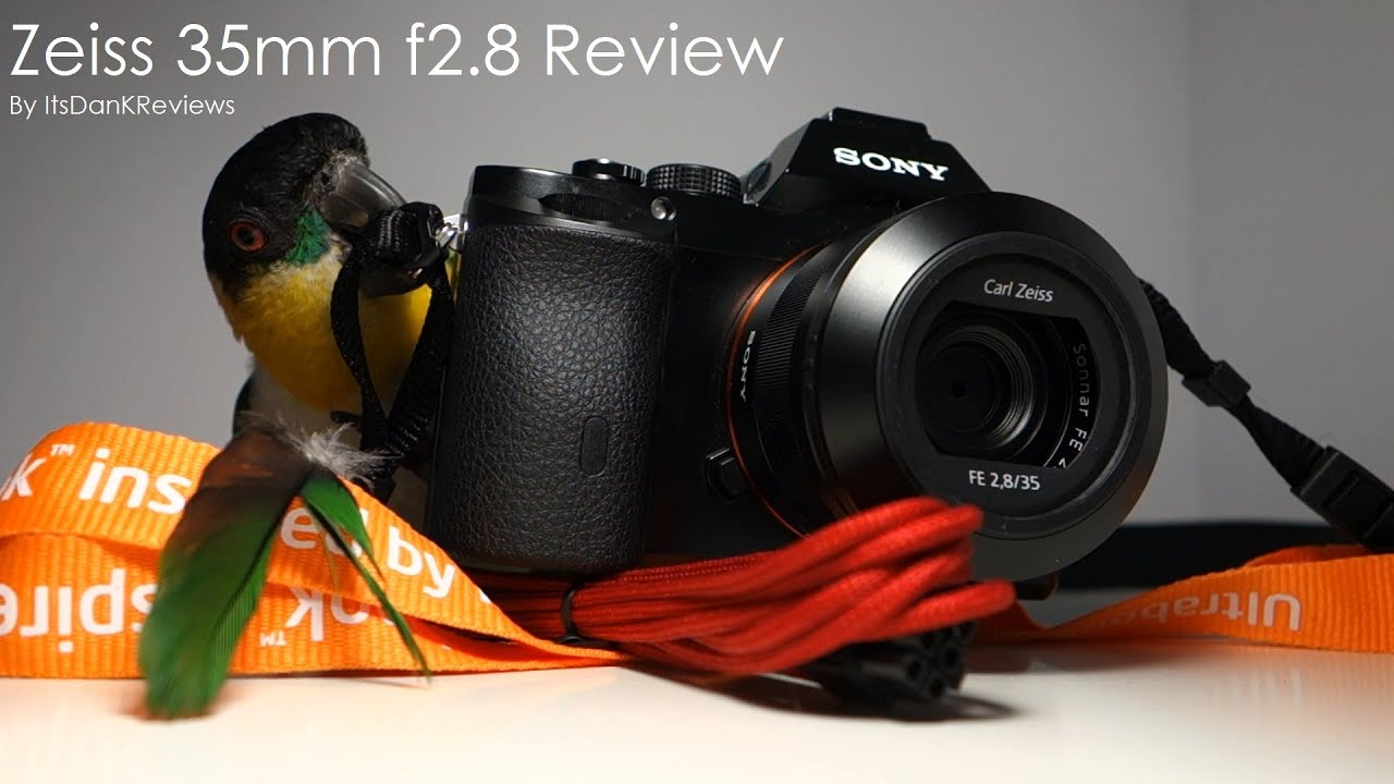 sony 20mm f2 8 review