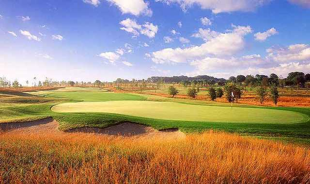 the heritage golf course review