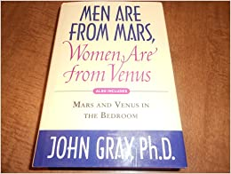 men are from mars women are from venus review