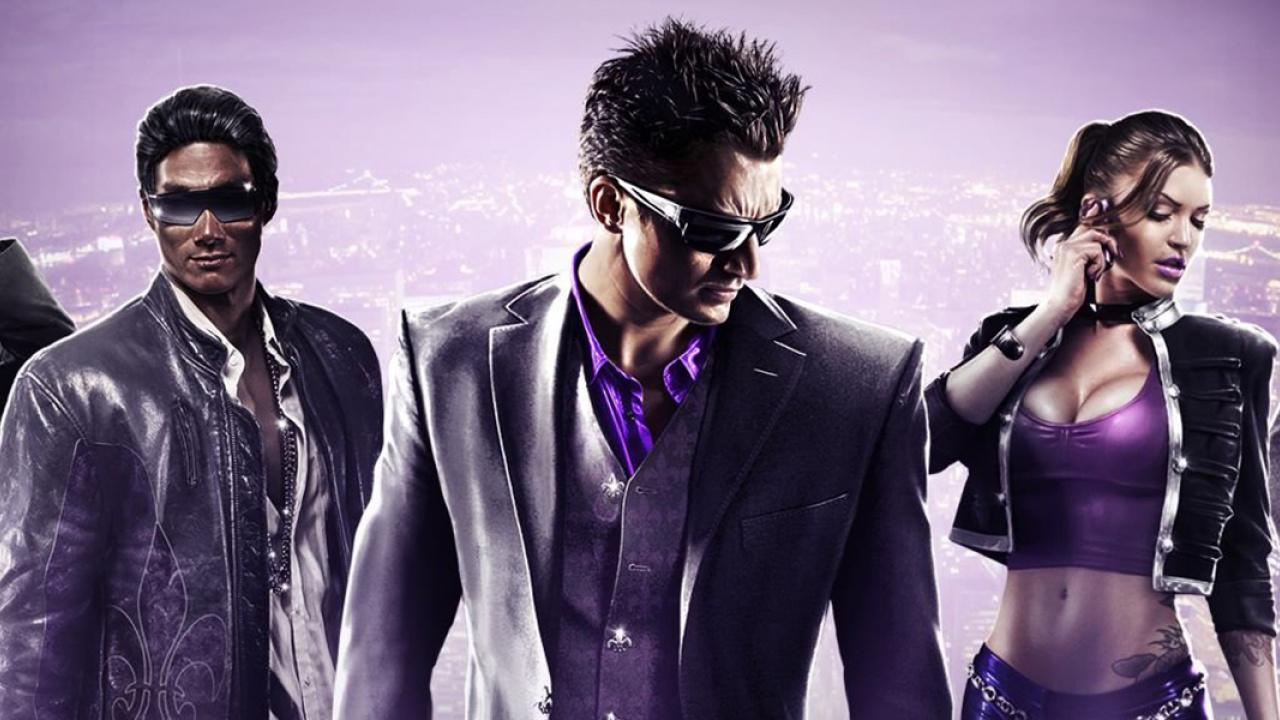 saints row the third the full package review