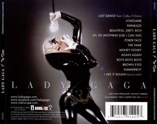 lady gaga the fame review