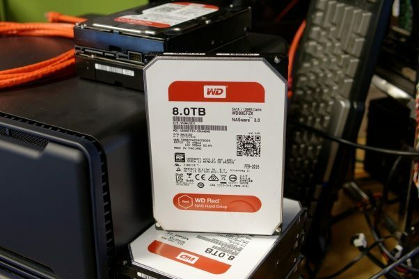 western digital red 2tb review