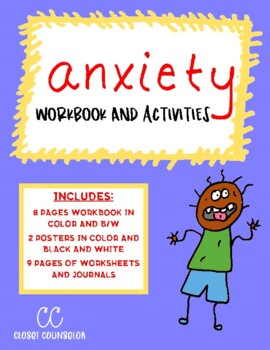 the anxiety and phobia workbook reviews