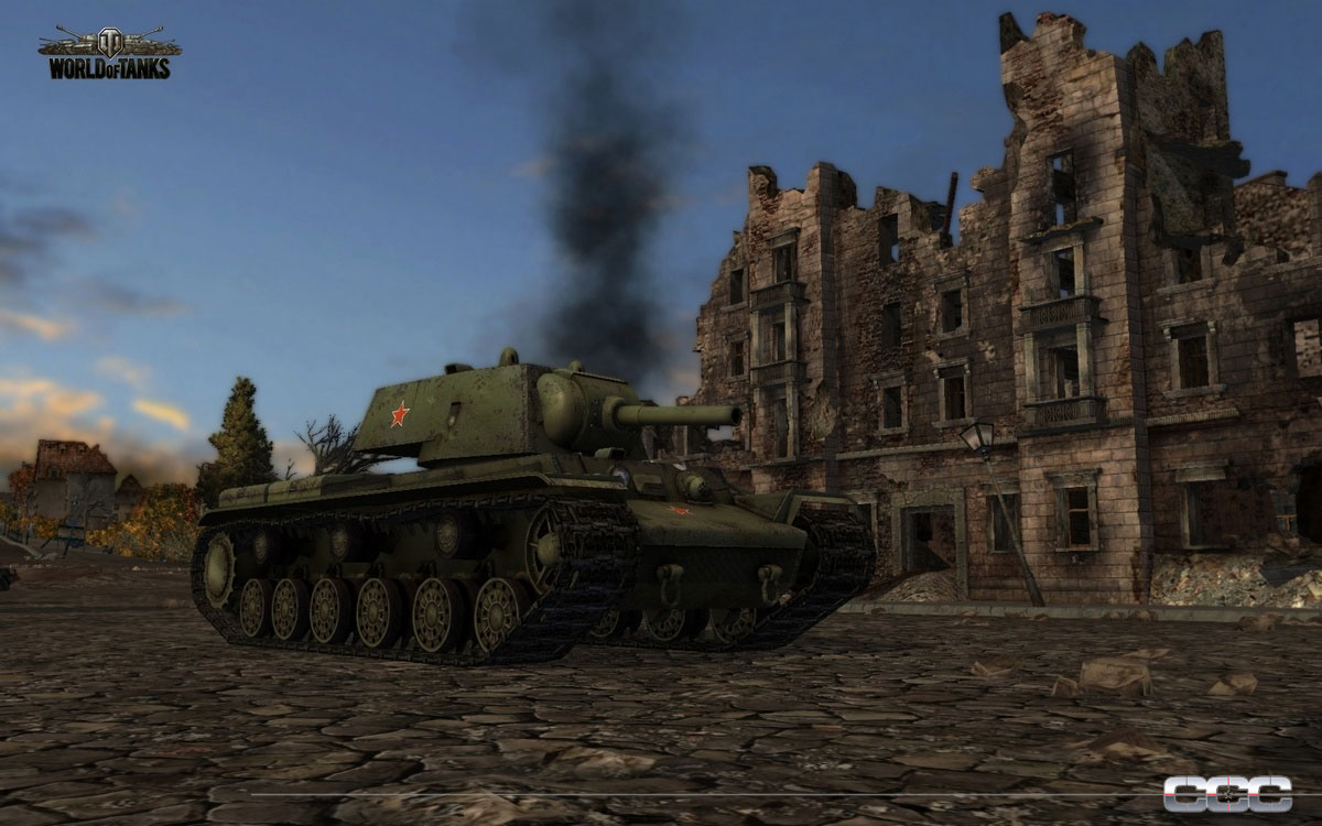 world of tanks pc review