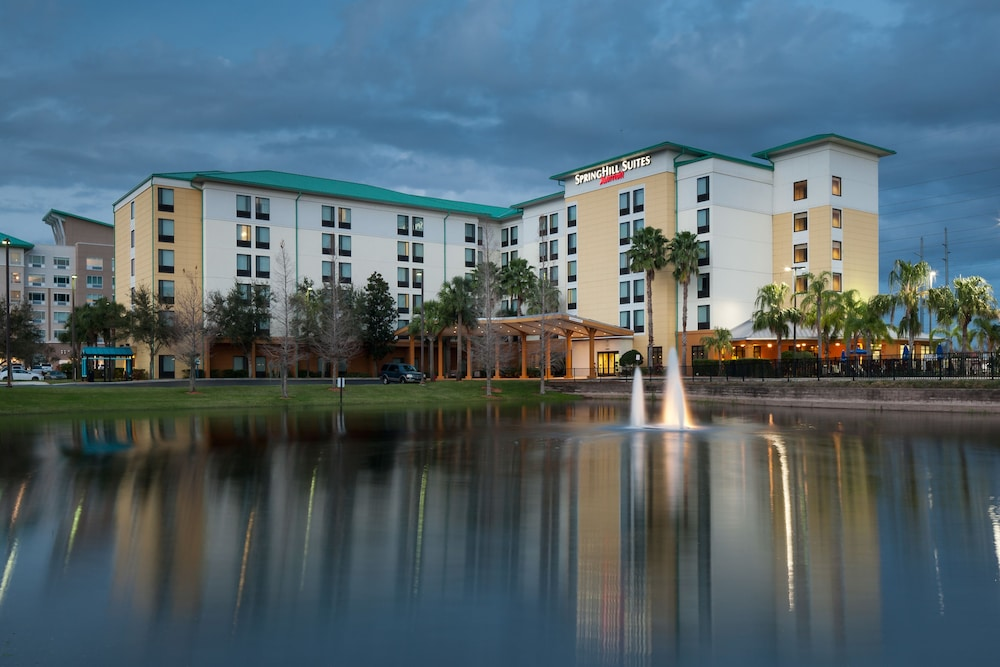 springhill suites at seaworld reviews