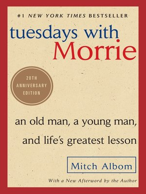 tuesdays with morrie book review analysis