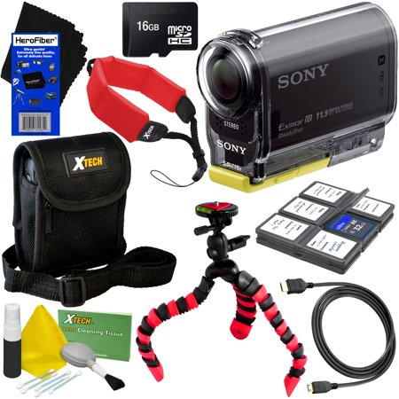 sony hdr as20 action camera review