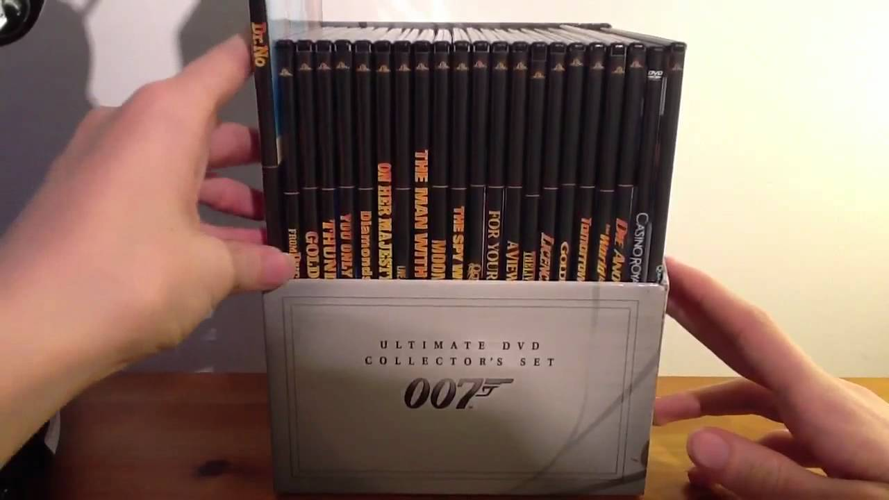 the james bond collection review