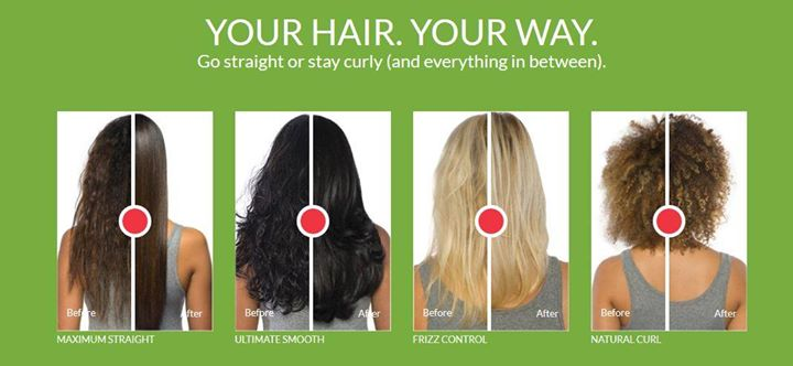 keratin complex personalized blowout reviews