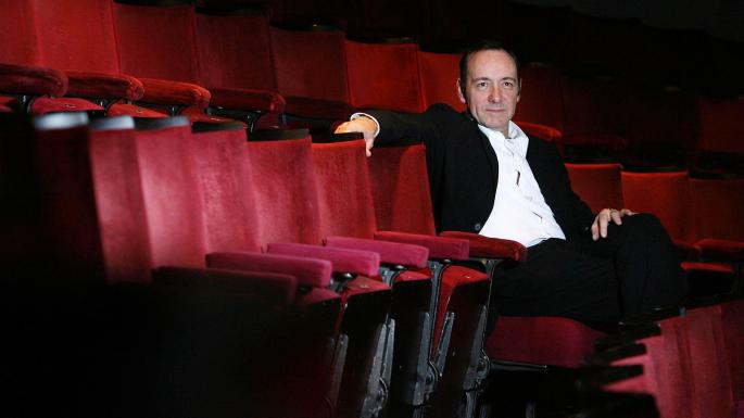 kevin spacey old vic review