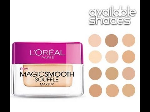 l oreal magic smooth souffle review