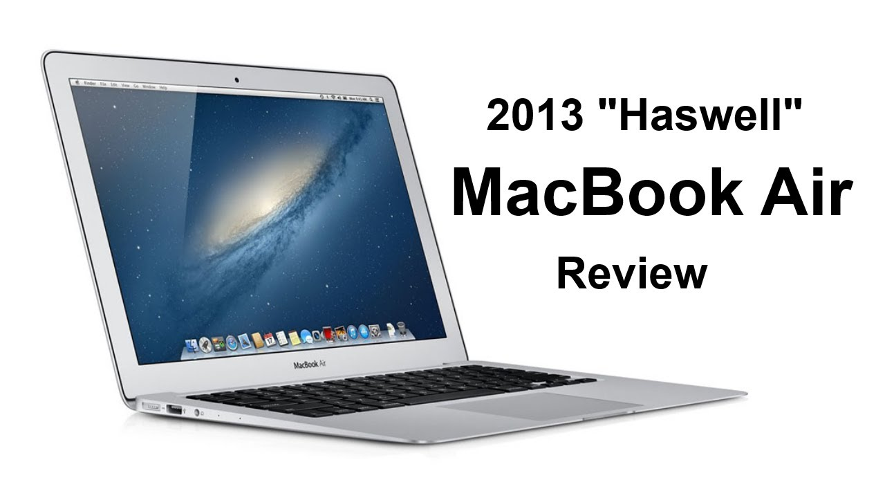 macbook air mid 2013 review