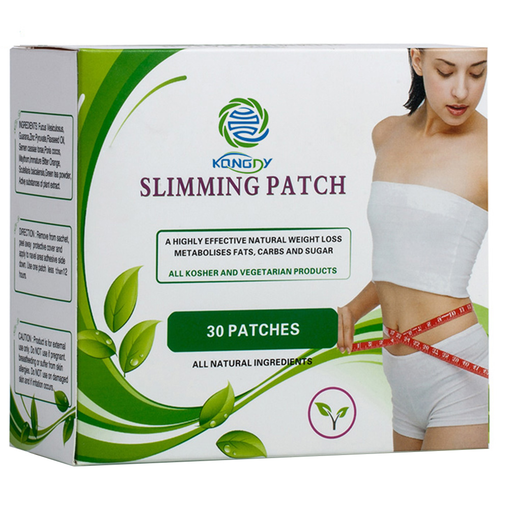magnetic navel slim patch review