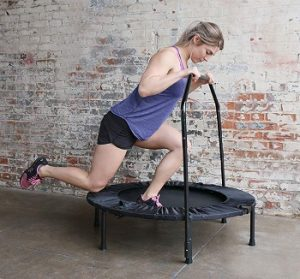 marcy cardio trampoline trainer review