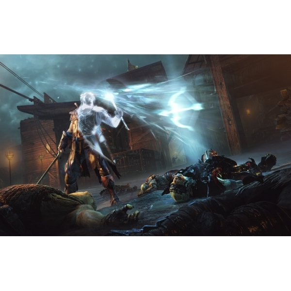 middle earth shadow of mordor xbox 360 review