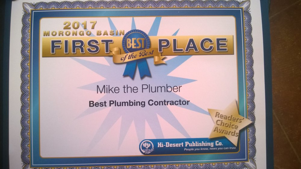 mike the plumber kitchener reviews
