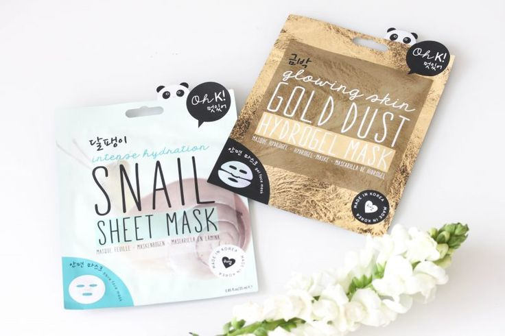 oh k face mask review