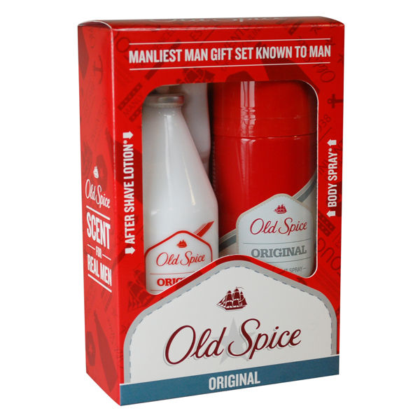 old spice original aftershave review