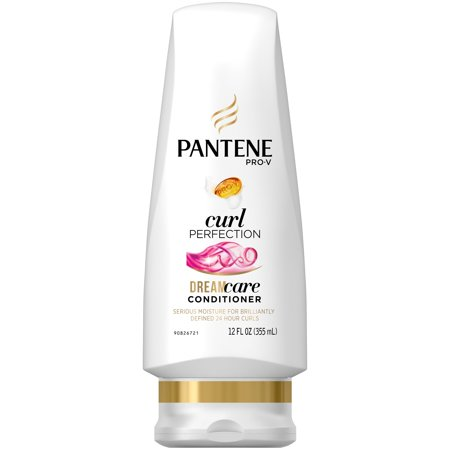 pantene curly hair shampoo and conditioner review