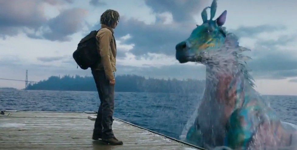 percy jackson sea of monsters 3d review