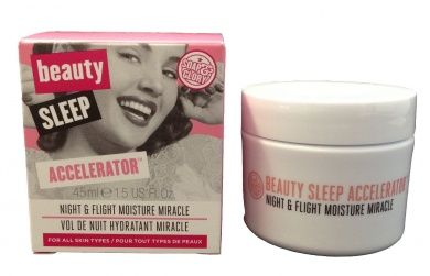 soap and glory night and flight cream review
