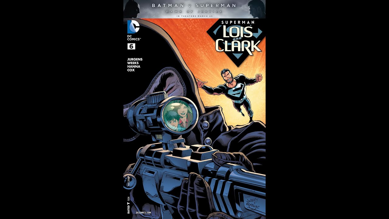 superman lois and clark review