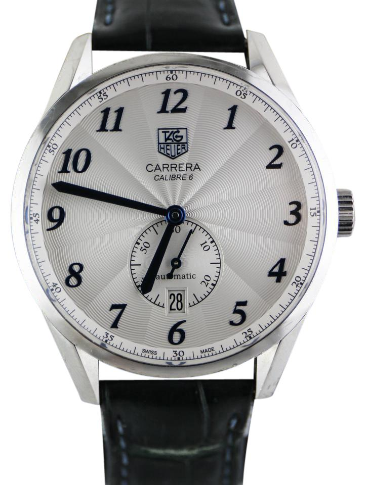 tag heuer carrera heritage review