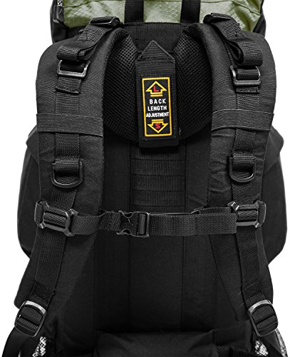 teton sports scout 3400 internal frame backpack review
