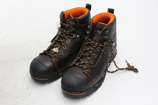 timberland anti fatigue shoes review
